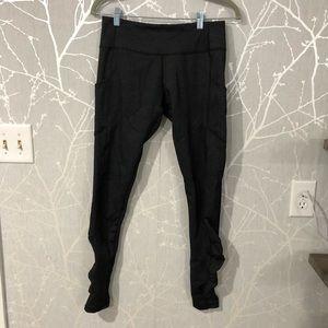 Lululemon leggings with side pockets 8